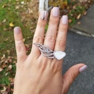 Chloe + Isabel Jewelry - Silverwing Ring